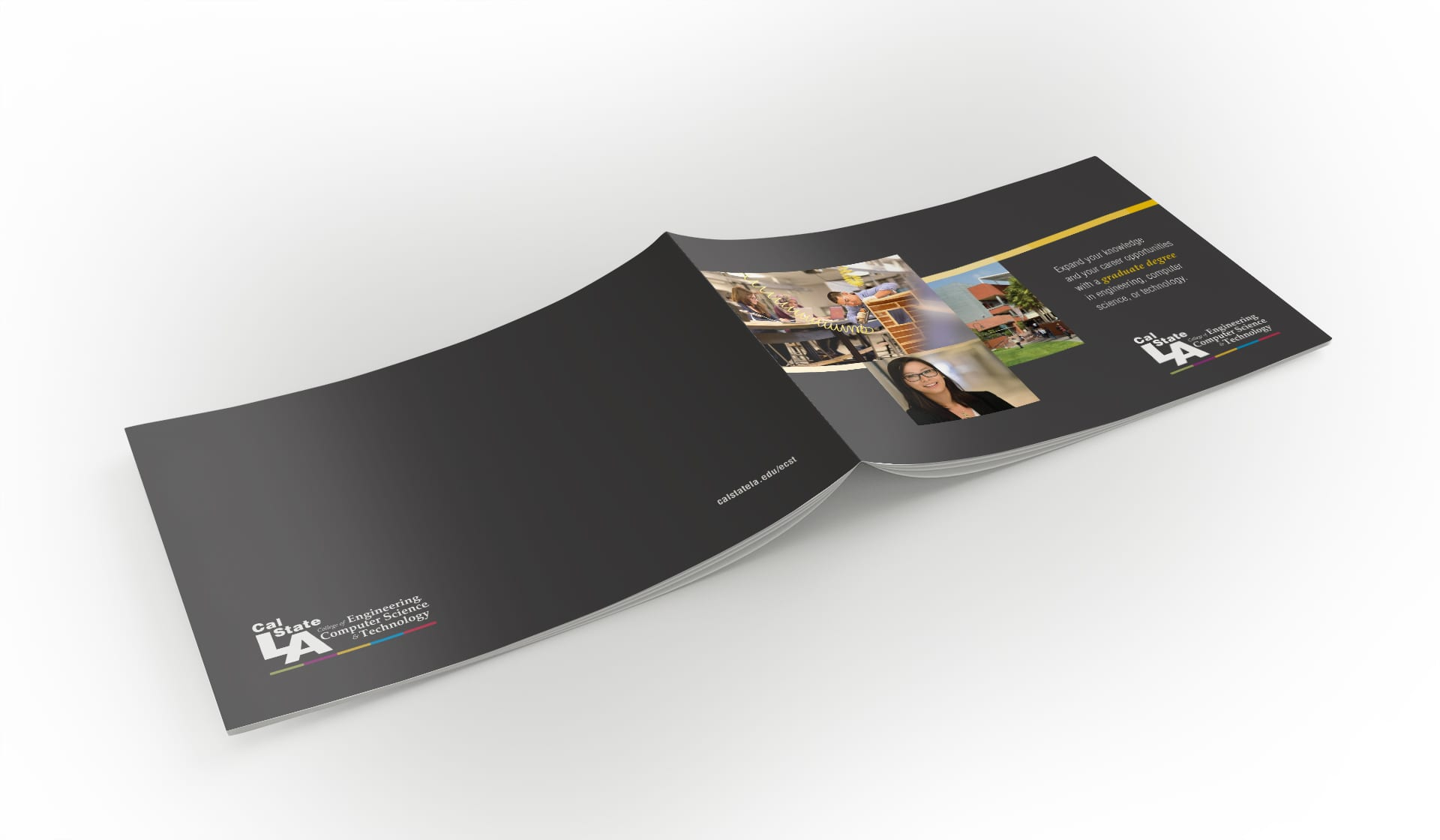Graduate brochure cover