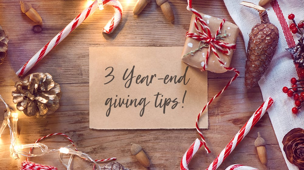 Year-End Giving Tips for Higher Ed Marketers